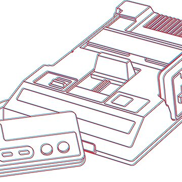 3D Famicom by 1930DSGN