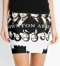 Downton Abbey Mini Skirt