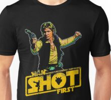 Image result for Han Shot First t shirt