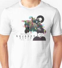Nujabes Graffiti Custom Design T-Shirt