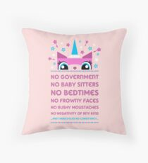 Regeln von Prinzessin Unikitty (UK Version) Dekokissen