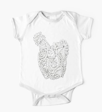 Ruffled Feathers Two Kids Clothes