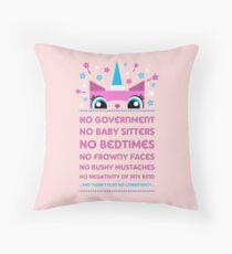 Regeln von Prinzessin Unikitty (USA Version) Dekokissen