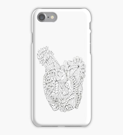 Ruffled Feathers Two iPhone Case/Skin