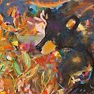 Fox and Bear by SHANNON BUEKER