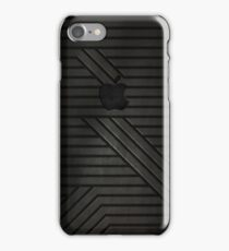 Apple Metal Plate Sci Fi iPhone Case/Skin