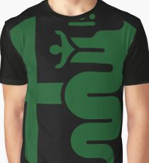 Green Alfa Romeo of Birmingham Graphic T-Shirt