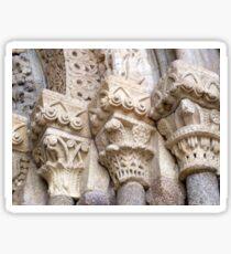Romanesque  Sticker