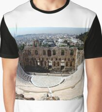 Odeon of Herodes Atticus Graphic T-Shirt
