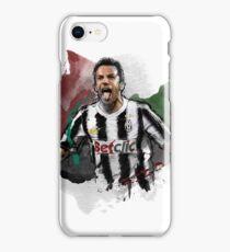 Il Pinturicchio - Alessandro Del Piero iPhone Case/Skin