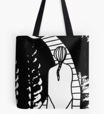 Eight of Cups Tote Bag