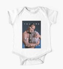 You Are My Rock One Piece - Short Sleeve