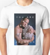 You Are My Rock Unisex T-Shirt