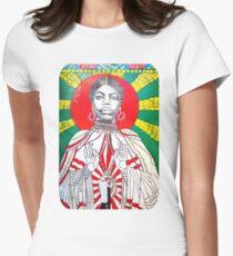 Nina Simone  Women's Fitted T-Shirt
