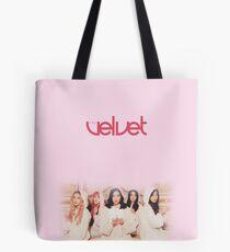 RED VELVET + THE VELVET Tote Bag