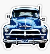 Chevrolet Truck Sticker