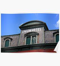 Flemington, NJ - Union Hotel Poster