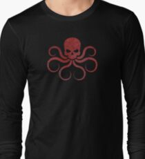 Hail Hydra Long Sleeve T-Shirt