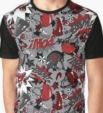 Roller Derby Slam Graphic T-Shirt
