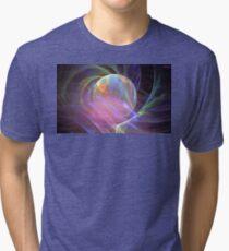 Ocean Pearl Tri-blend T-Shirt