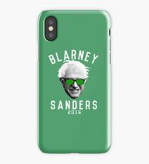 Blarney Sanders iPhone Case
