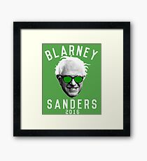 Blarney Sanders Framed Print