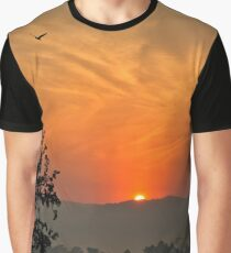 """""""The Rise"""" Graphic T-Shirt"""