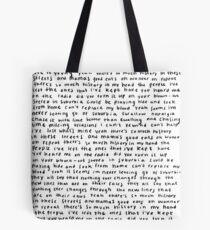 TROYE SIVAN SUBURUBIA  Tote Bag