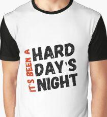 Hard Day's Night  Graphic T-Shirt
