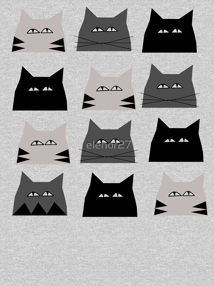 Cats by elenor27