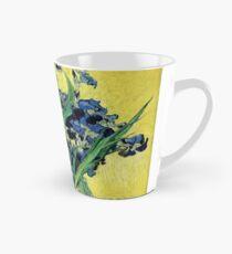 Vincent van Gogh - Still Life with Irises Tall Mug