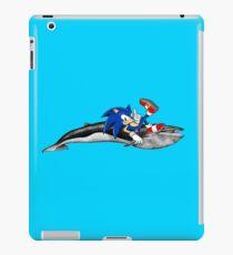 Sonic the Hedgehog - Whale? iPad Case/Skin