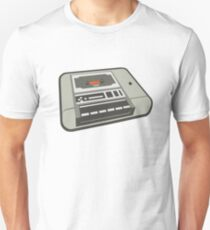 Commodore 64 Datasette Tape Recorder Unisex T-Shirt