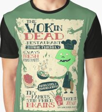 The Wok In Dead Graphic T-Shirt