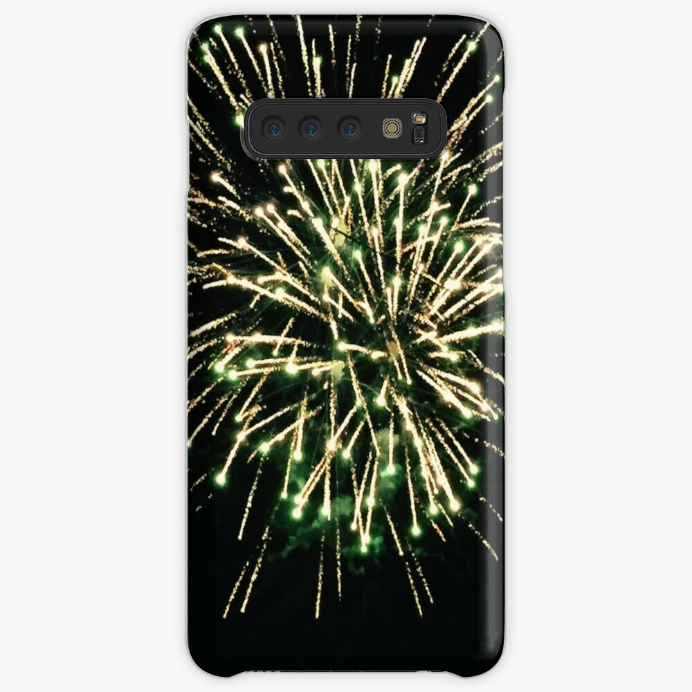 Fireworks! Who doesn't love them? Case & Skin for Samsung Galaxy