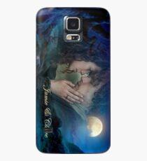 Funda/vinilo para Samsung Galaxy Outlander / Jamie y Claire Fraser