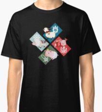 Monster Hunter Generations - 4 Villages Classic T-Shirt