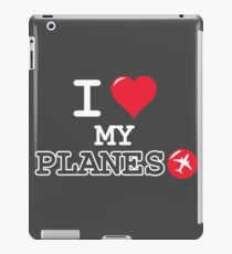 Love my Planes iPad Case/Skin