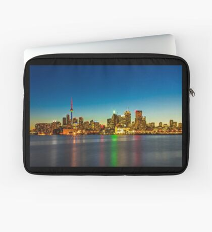 Toronto Skyline Laptop Sleeve