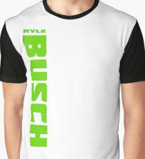 Kyle Busch Graphic T-Shirt