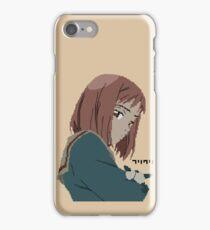 FLCL Mamimi pixelart iPhone Case/Skin
