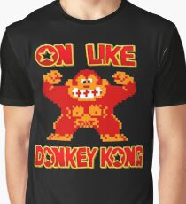 On Like Donkey Kong Graphic T-Shirt