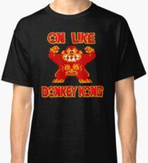 On Like Donkey Kong Classic T-Shirt