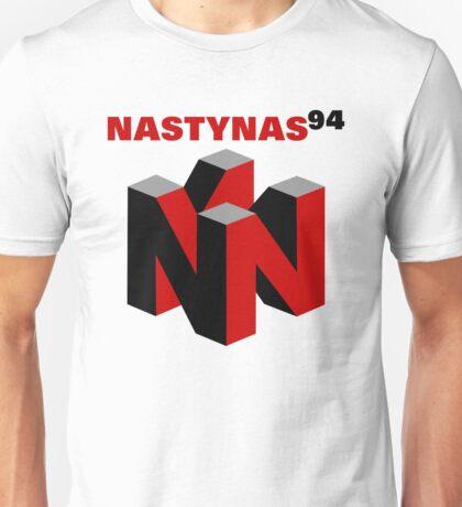 Nasty Nas 94 Unisex T-Shirt