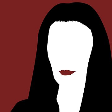 Morticia Addams from The Addams Family by MogPlus