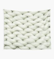 knit background Wall Tapestry