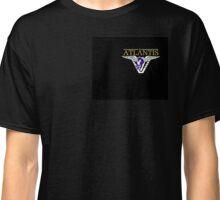 Stargate Atlantis Logo Classic T-Shirt