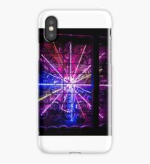 Hubcaps and Neon iPhone Case/Skin