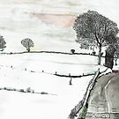 YORKSHIRE SNOW SCENE 2 by doatley