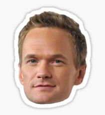 Neil Patrick Harris Sticker